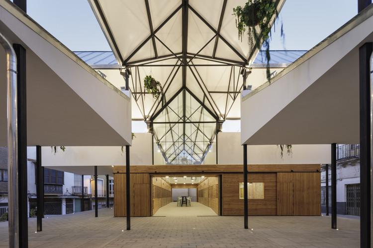 Rehabilitación del mercado de abastos municipal y espacio joven / Ácrono Arquitectura + Blanca Esteras Serrano, © Fernando Alda
