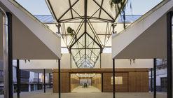 Rehabilitación del mercado de abastos municipal y espacio joven / Ácrono Arquitectura + Blanca Esteras Serrano