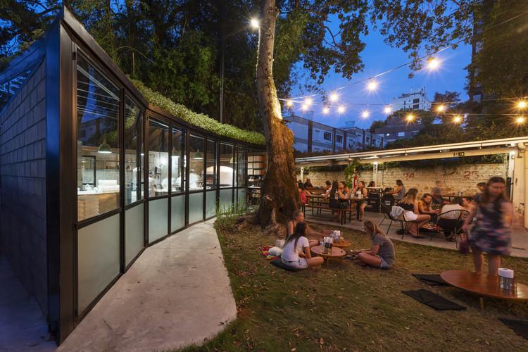 Pizzaria CIAO / Arquitetura Nacional, © Cristiano Bauce