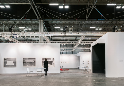 Instalación It's just a matter of time ARCOmadrid 2020 / Angela Juarranz