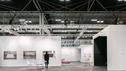Instalación It's just a matter of time ARCOmadrid 2020 / Angela Juarranz
