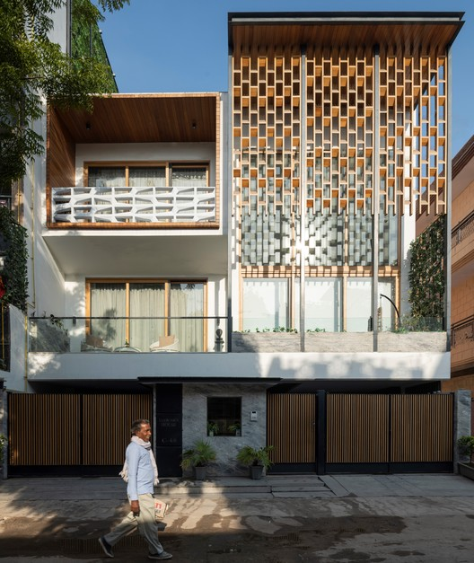 The Screen House / Spaces Architects@ka