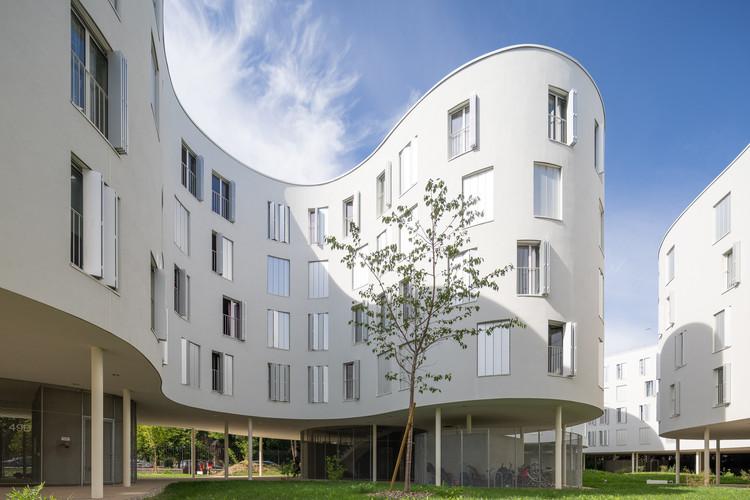 Novo conjunto habitacional do SANAA em Paris, pelas lentes de Vincent Hecht, © Vincent Hecht