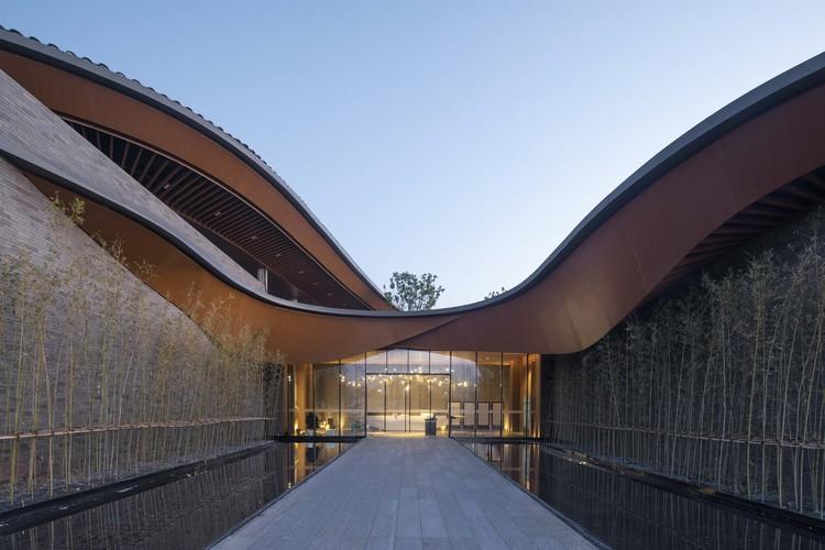 The Chengdu VUE Hotel & Resort Phase I / RSAA/Büro Ziyu Zhuang, © Arch-Exist