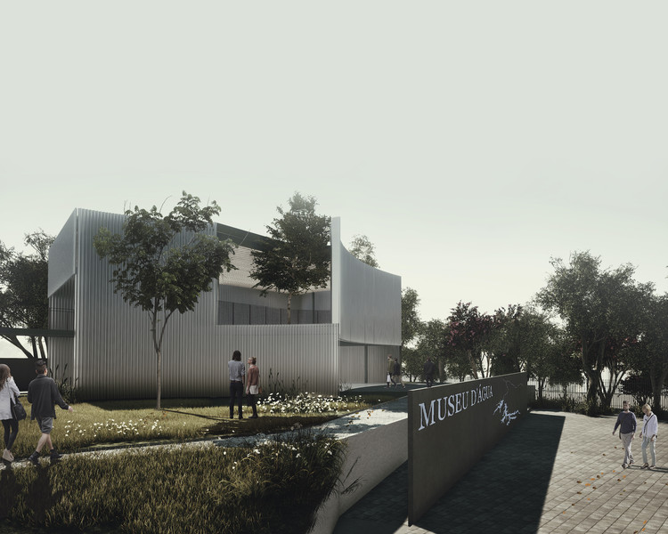 SIAA Arquitetos vence concurso para o Museu Água de São Paulo, Cortesia de SIAA Arquitetos