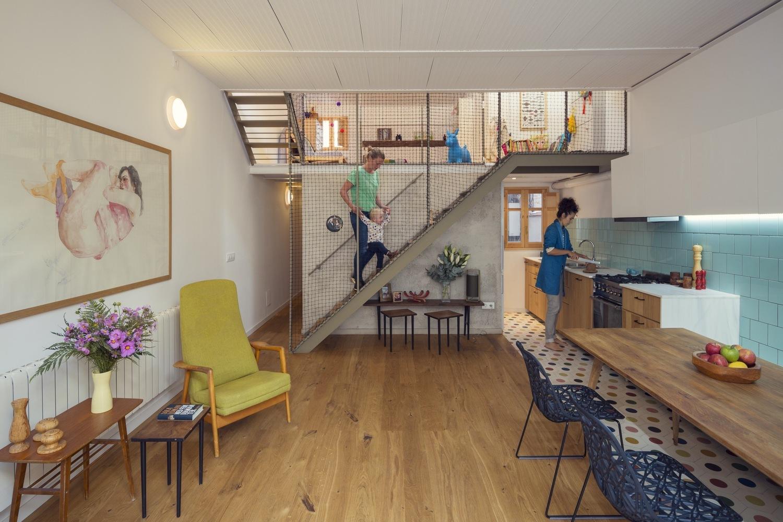 ¿Qué es el diseño de interiores (y por qué puede hacerte sentir mejor)?,Juno's House / Nook Architects. Image © nieve | Productora Audiovisual