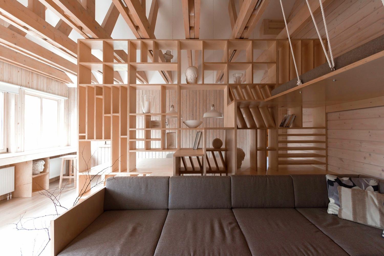 ¿Qué es el diseño de interiores (y por qué puede hacerte sentir mejor)?,Oficina do Arquiteto / Ruetemple. Image © Ruetemple