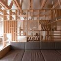 Oficina do Arquiteto / Ruetemple. Image © Ruetemple