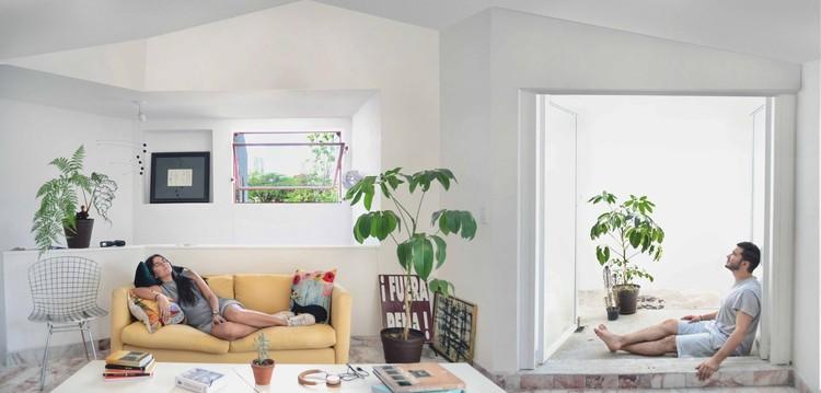 Guadalquivir House / dérive LAB. Image © Tres a Uno Estudio