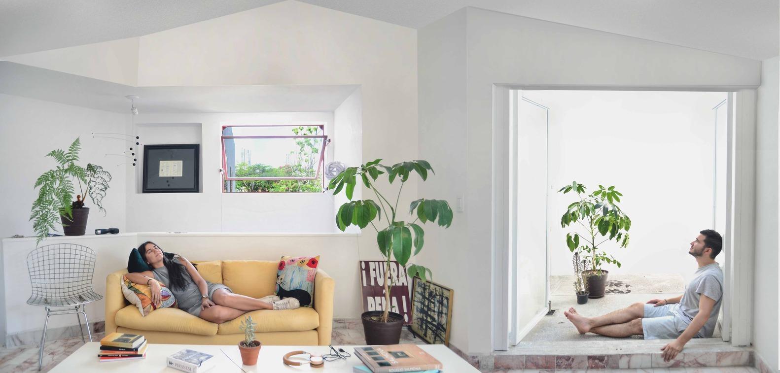¿Qué es el diseño de interiores (y por qué puede hacerte sentir mejor)?,Guadalquivir House / dérive LAB. Image © Tres a Uno Estudio