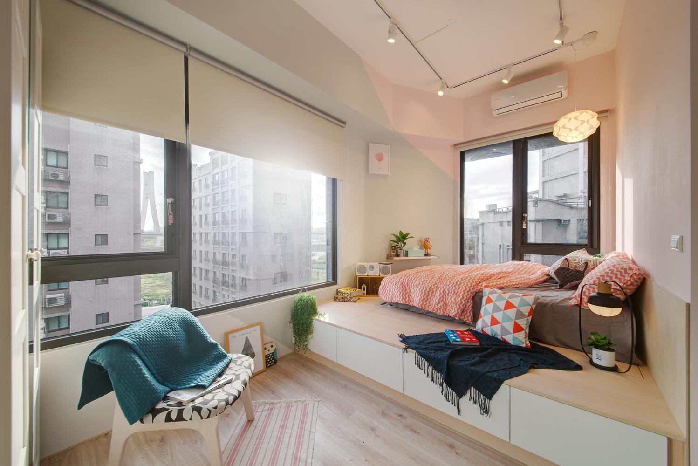 ¿Qué es el diseño de interiores (y por qué puede hacerte sentir mejor)?,Hey! A Lovely Tiny Space / A'Lentil Design. Image Courtesy of A'Lentil Design