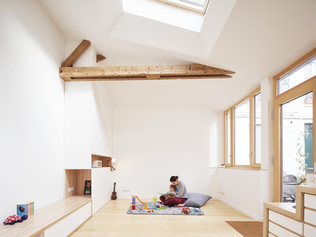 ¿Qué es el diseño de interiores (y por qué puede hacerte sentir mejor)?,Atelier_142 / Atelier Wilda.. Image © David Foessel