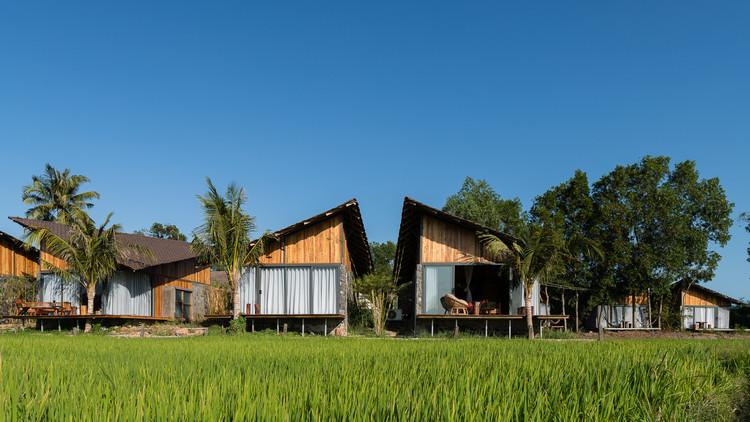 """The """"Ruộng"""" Resort / H2, © Quang Dam"""