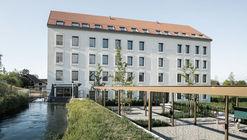 Hotel y edificio residencial Mülihof / Bob Gysin Partner BGP