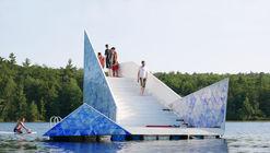 Plataforma de Mergulho ICEBERG / Bulot+Collins