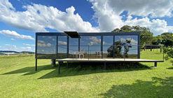 Refugio en el campo / Bruno Zaitter arquiteto