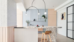 Apartamento Ne_On / NestSpace Design