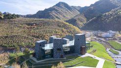 Forest Valley Hot spring Center / B.l.U.E. Architecture Studio
