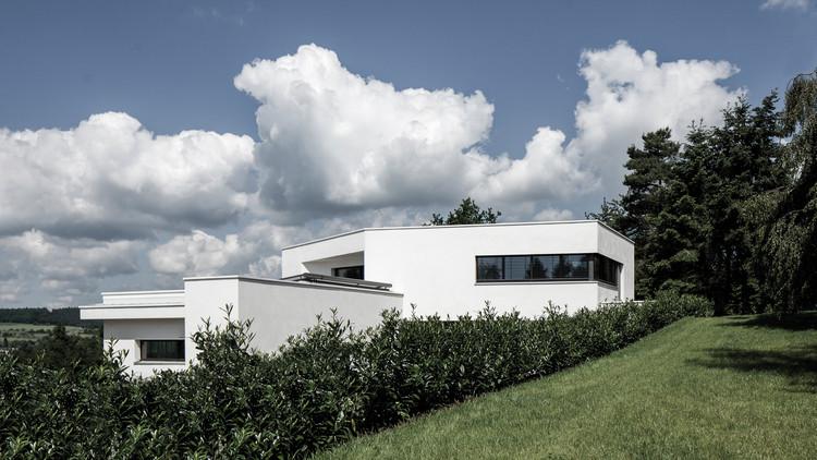 Villa Bunkherr / Phillip Architekten BDA, © José Campos