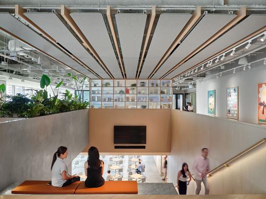 Zendesk, Singapore / M Moser Associates