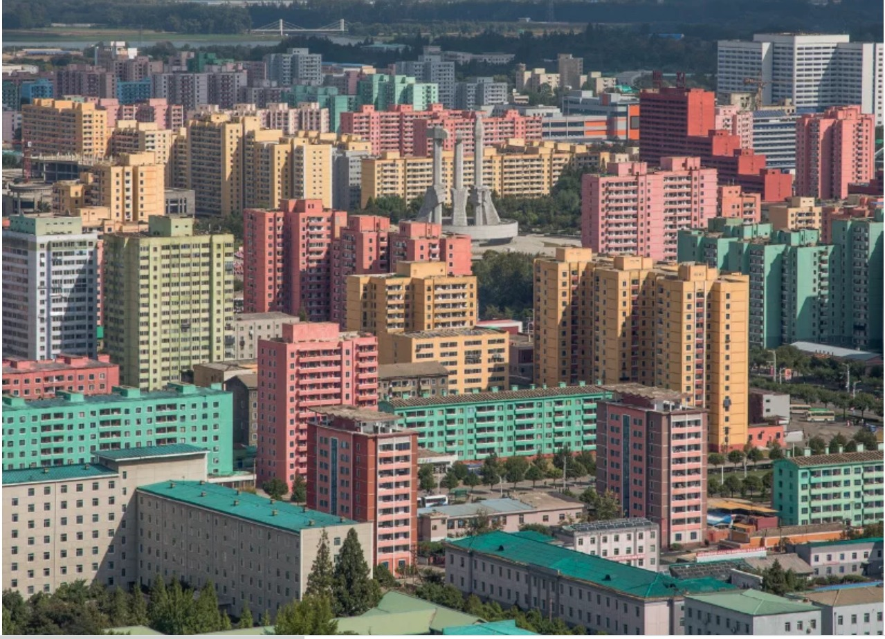 What North Korea's Architecture Tells Us About Their Political Regime