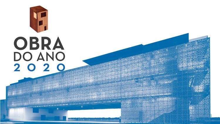 Últimos dias para indicar projetos ao Prêmio Obra do Ano 2020!