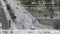 Concurso Internacional de Ideas: Mieres Carril Bici