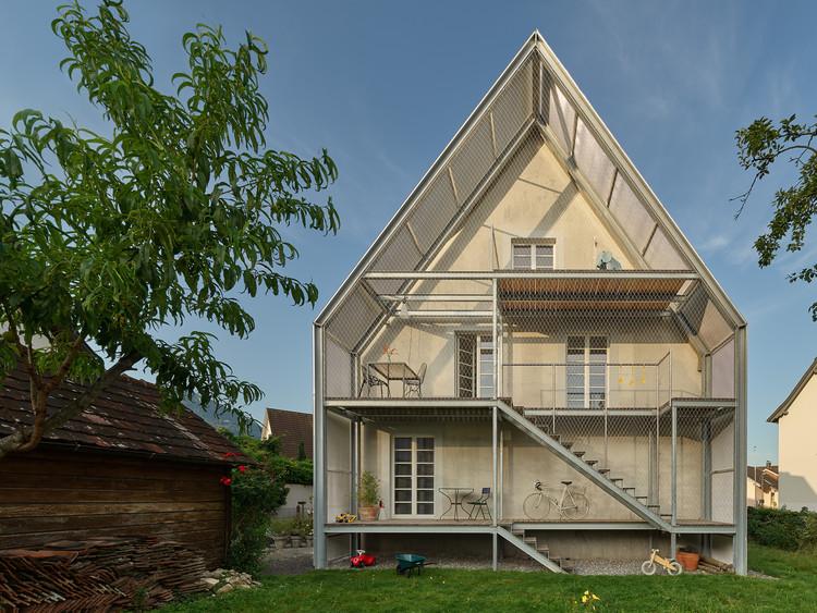 Villa Fleisch / ARSP Architekten, © Zooey Braun Photography
