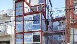 Edificio Oro 1860 / Hampton+Rivoira+Arquitectos