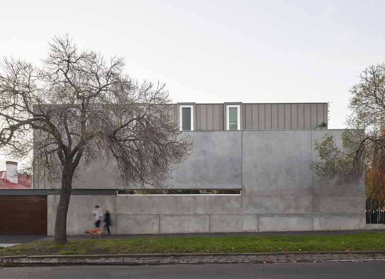 St. Vincent Place Residence / Coy Yiontis Architects, © Peter Clarke