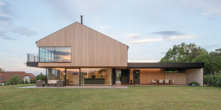Oficina y residencia WAC / Atelier Gitterle, © Hertha Hurnaus