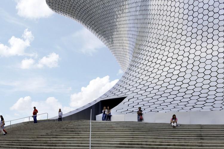 23 museos en México que ofrecen recorridos virtuales, Museo Soumaya / FR-EE / Fernando Romero Enterprise. Image © Rafael Gamo