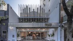 Restaurante y Café Fresco / Hitzig Militello Arquitectos