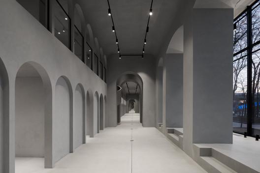 Rasario Boutique / Architectural Bureau WALL