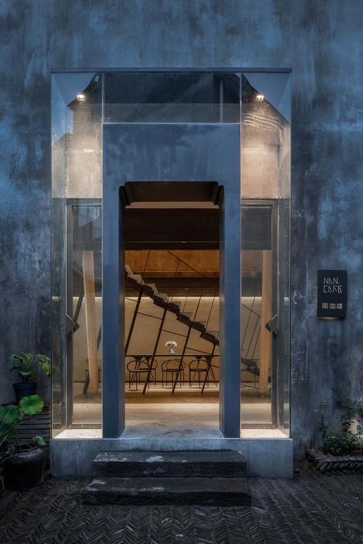 front door. Image © Xuguo Tang