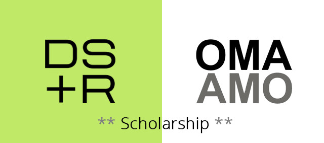 Call for Entries: OMA NY & DS+R Scholarship, Arquia Foundation | Architect-US Scholarship
