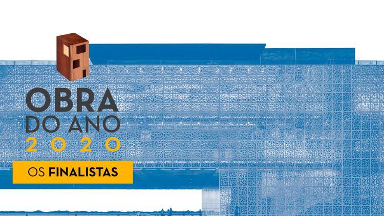 Prêmio Obra do Ano 2020: Conheça os 15 finalistas do maior prêmio da arquitetura lusófona
