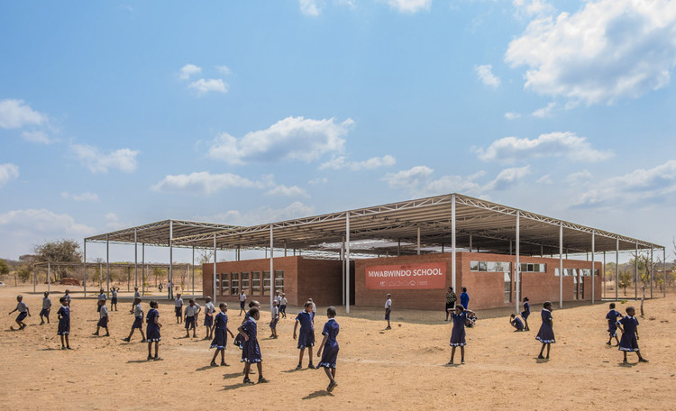 The Mwabwindo School / Selldorf Architects, © Chosa Mweemba