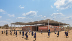 Escola Mwabwindo / Selldorf Architects
