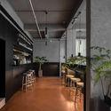 First floor restaurant. Image © Chuan He