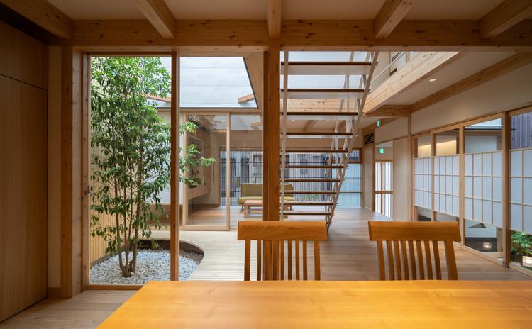 Private Villa JUGE / AtSpace Architects, © Daisuke Yamazoe