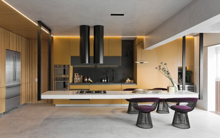 8 Tips for Designing Residential Kitchens, © Alain Brugier