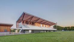 Stadium Ger / Camborde Architectes