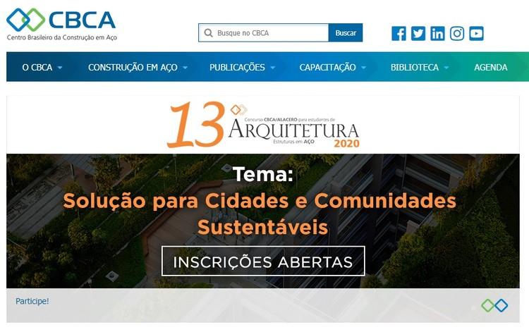 CBCA anuncia tema do 13º Concurso para Estudantes de Arquitetura, Premiações anteriores