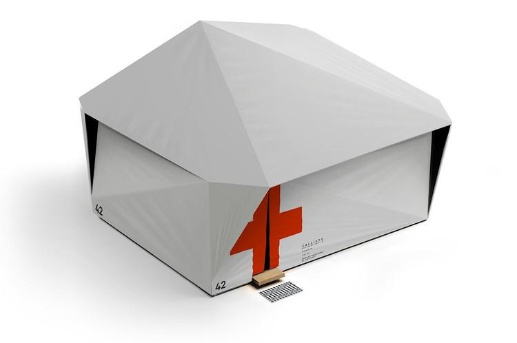 JUPE Health diseña unidades móviles para la escasez de camas hospitalarias por COVID-19, Cortesía de JUPE HEALTH