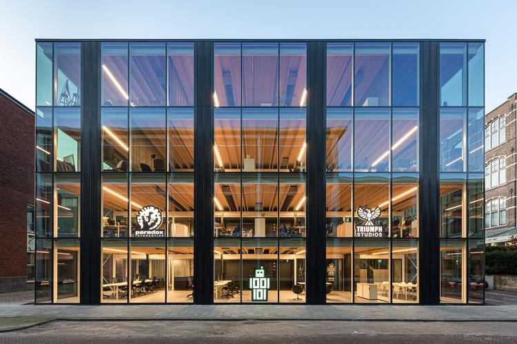 Building D(emountable) / architectenbureau cepezed, © Lucas van der Wee