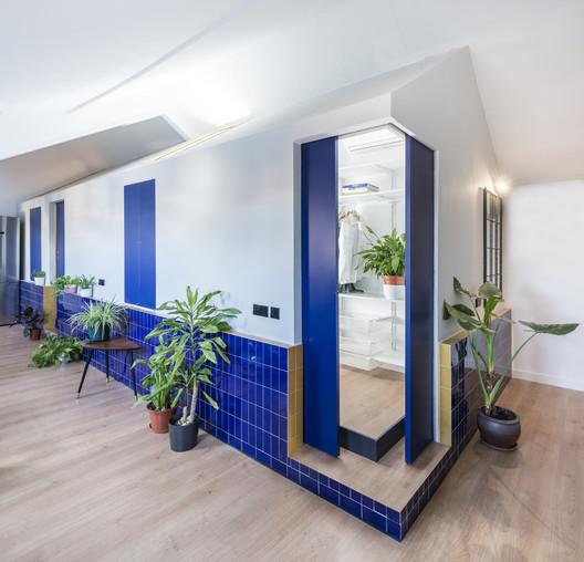 Apartment Matryoshka in Madrid / Mariana de Delás + Marcos Duffo