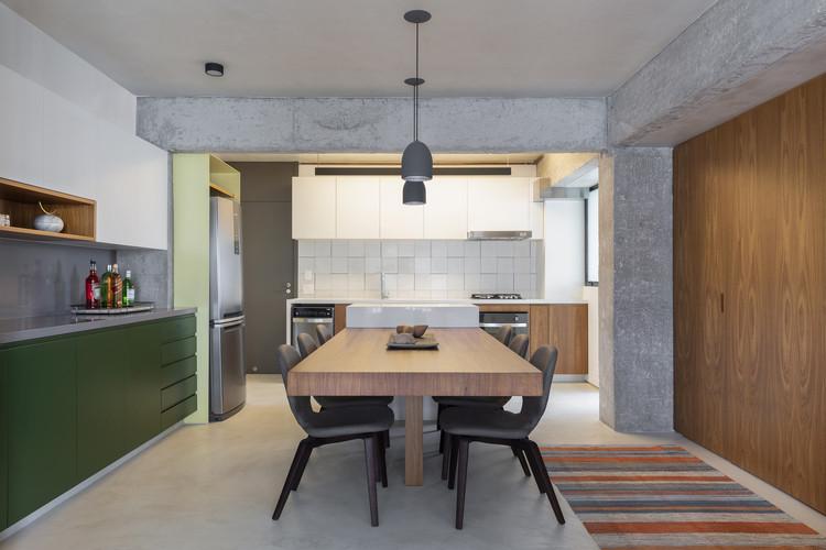 Apartamento EB  / Juliana Garcia, © Maíra Acayaba