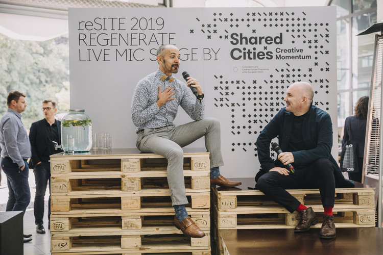 Christopher Cabaldon Discusses Regenerating Cities and Transforming Communities in reSite Podcast, © Jakub Cervenka