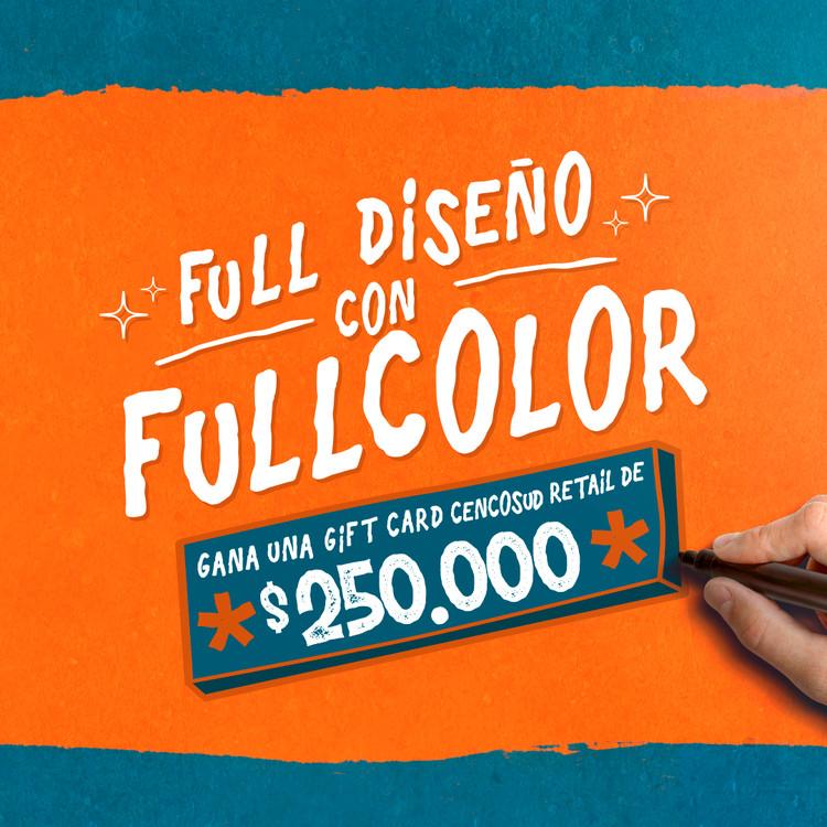 Concurso Full Diseño con FullColor